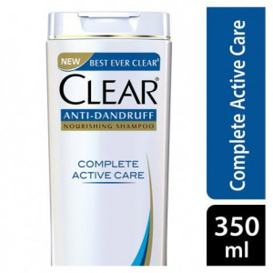 Clear Shampoo Complete Active Care Anti Dandruff