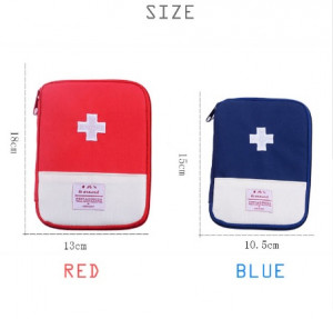 Mini First Aid Kit Storage Organizer