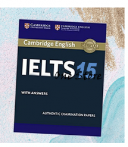 Cambridge IELTS With Answer 15 (Academic)
