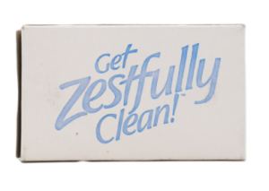Zest Get Zestfully Clean Aqua Bar Soap 113 gm