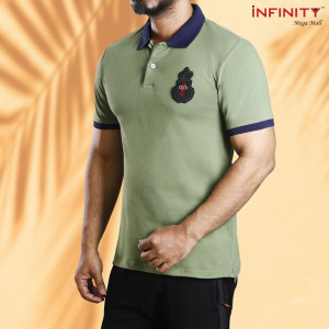 Comfortable with Exclusive Polo Shirt collection by iNFINITY.