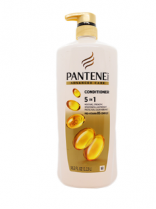 Original  Pantene Shampoo/Conditioner Pump (5 in 1/M/R) 1.13 Ltr