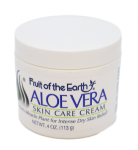 Original Fruit Of The Earth Aloe Vera Skin Care Cream 113 gm