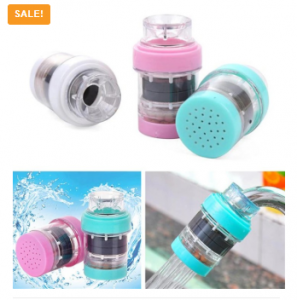 Activated Carbon Water Filter Purifier Tap