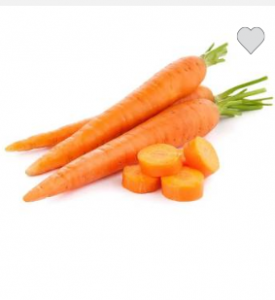 China carrots - 1 kg