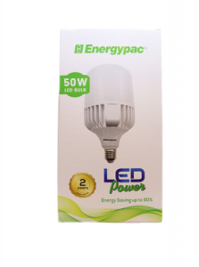 Original Energypac 50W Daylight (Power LED) Bulb Thread