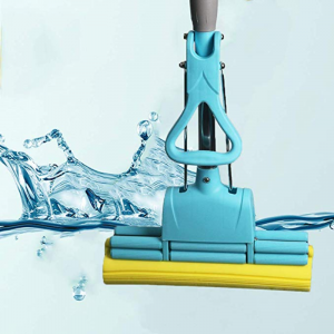 Proclean Sponge Mop With Super Absorbent Sponge Head And Telescopic Handle
