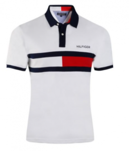 MENS BRANDED POLO SHIRT SS