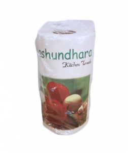 Original Bashundhara Kitchen Towels White 1 Roll