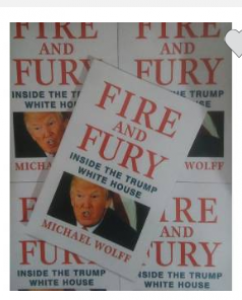 FireSold Out FIRE AND FURY: INSIDE DONALD