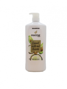 Original Pantene Coconut Milk & Avocado Shampoo 38.2 FL oz 1.13 Ltr