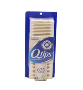 Q-tips Cotton Swabs 625 pcs