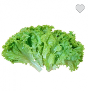 Lettuce leaves 100 g