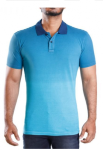 Mens Solid Polo.
