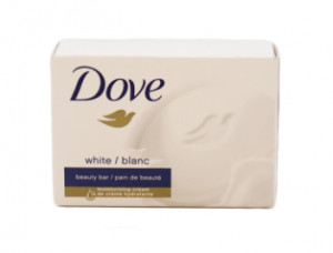 Dove White / Blanc Bar Soap 113 gm