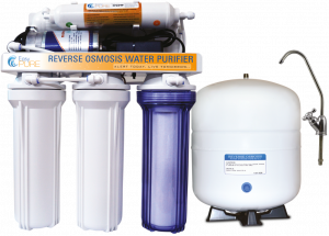 Easy Pure  5 stage water purify