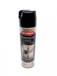 Original Weiman Stainless Steel Cleaner & Polish 482 gm