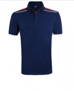 Richman Mens Solid Polo Shirt