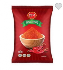 Pran Chili Powder - 200 gms