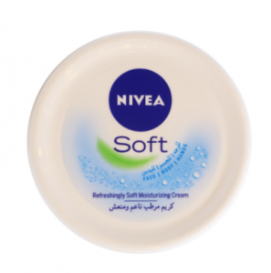 Nivea Soft Cream 200 ml