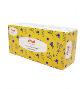 Original Fresh Perfumed Facial Tissue Box 150X2 Ply 300 Sheets