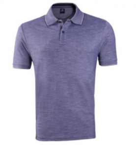 MENS SOLID POLO SHIRT