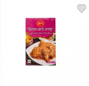 Pran Chicken Roast Spice Pack 35GM