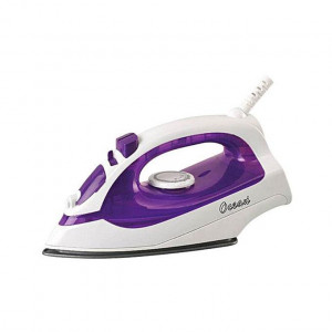 Iron Steam - 1600W - White And Purple