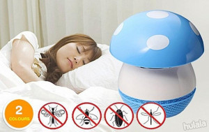 Mushroom Suction Eco Friendly Mosquito LED Killer