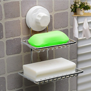 Bathroom Accessory Bin Soap Dish