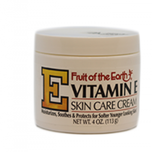 Original Fruit Of The Earth E Vitamin E Skin Care Cream 113 gm