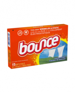 Original  Bounce Outdoor Fabric Refresher 15 Sheets