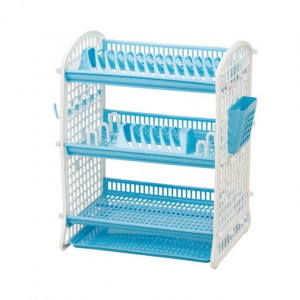 Layer Kitchen plastic Dish Rack