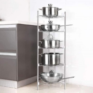 Layer Pot Still kitchen Rack