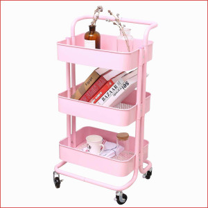 Multi-Function Mobile Cart Stand