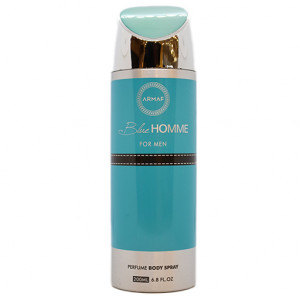 Armaf Blue Homme Men Body Spray 200 ml