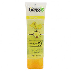 Original Clariss Whitening Lemon Face Wash 100 ml