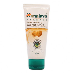 Himalaya Gentle Exfoliating Walnut Scrub 50 ml