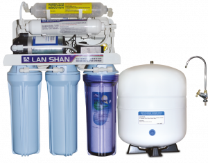 Lan Shan Gallons NSF Standards Water Storage Tank.