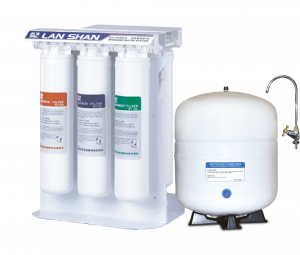 LAN SHAN RO WATER PURIFIER SYSTEM (SEVEN STAGES)