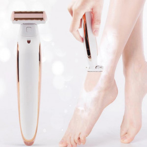 New Electric Rechargeable Women Hair Shaving Trimmer