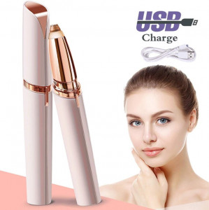 New USB Rechargeable Electric Eyebrow Trimmer