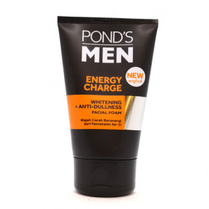 Original  Ponds Men Energy Charge Face Wash 100 gm
