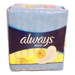 Original Always Maxi Long Super Size 2 Pads 16 pcs