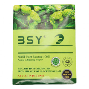 Original BSY Noni Black Hair Magic Pack 20 ml