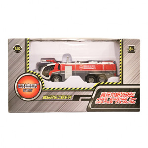Original CC Fire Engine Of Water Cannon Car 625026