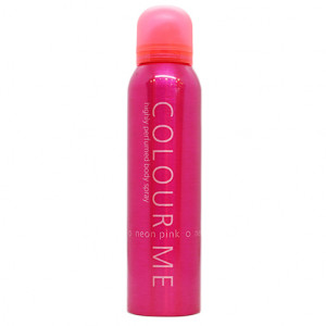Colour Me Neon Pink Women Body Spray 150 ml