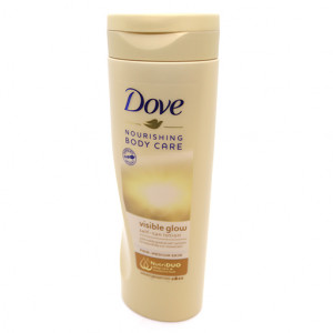 Original Dove Visible Glow Body Lotion 400 ml