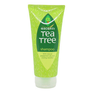 Original Escenti Tea Tree Shampoo 200 ml