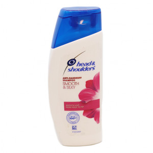 Original Head & Shoulders Smooth & Silky Anti-Dandruff Shampoo 72 ml